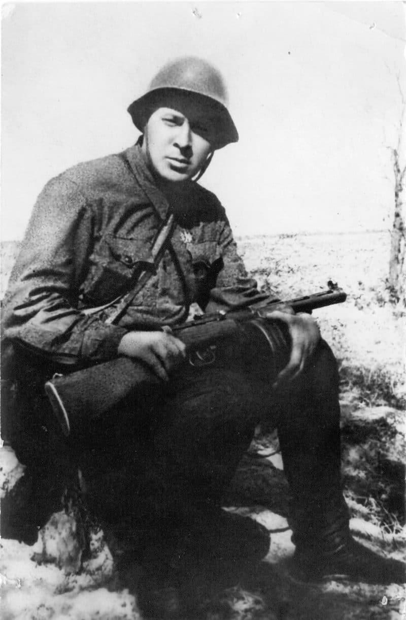 Аркадий Гайдар в военные годы