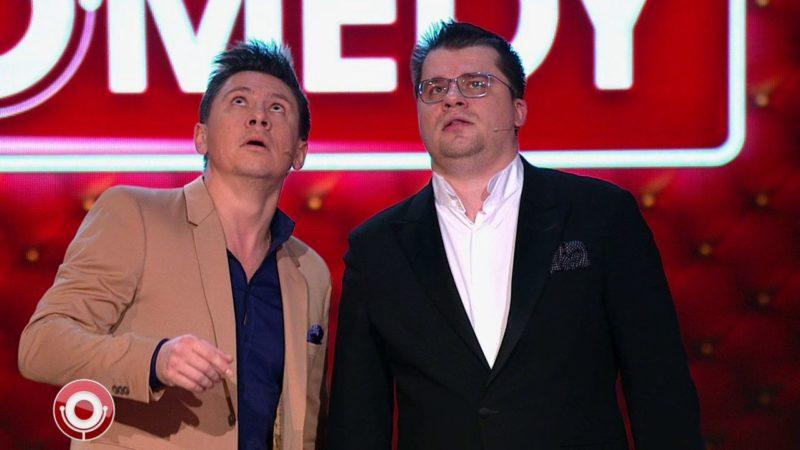 Гарик Харламов с Тимуром Батрутдиновым в Камеди Клаб