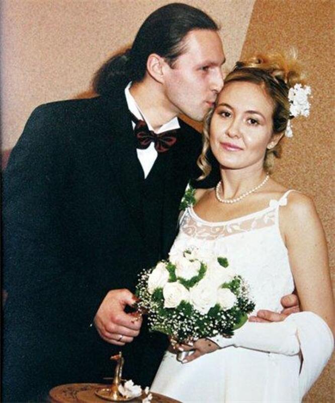 Свадьба Василисы Володиной