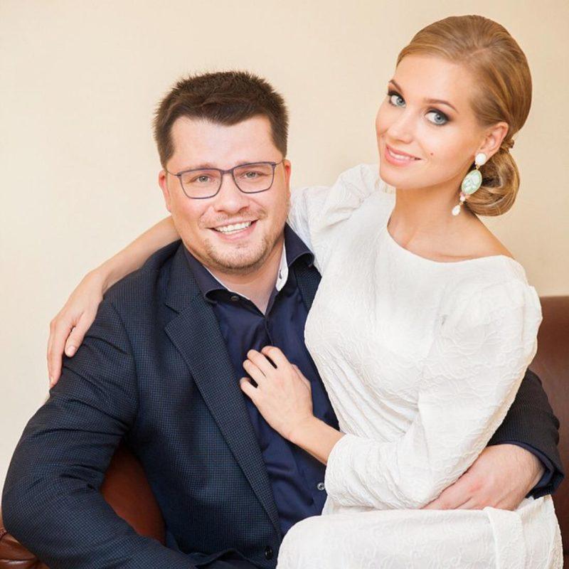 Гарик Харламов с Кристиной Асмус
