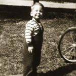 Патрик Суэйзи в юности