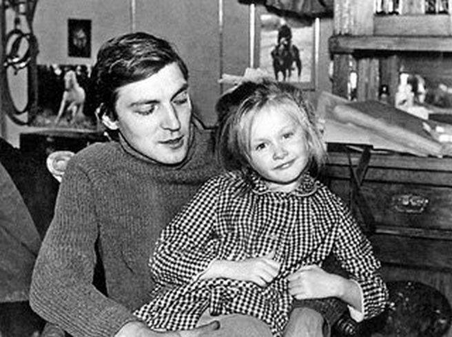 Александр Невзоров с дочерью Полиной