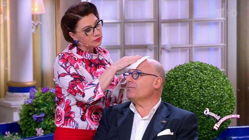 Роза Сябитова в передаче «Давай поженимся!»