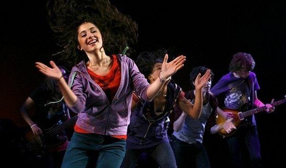 Ариана Гранде в мюзикле «13»