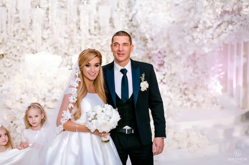 Свадьба Курбана Омарова с Ксенией Бородиной