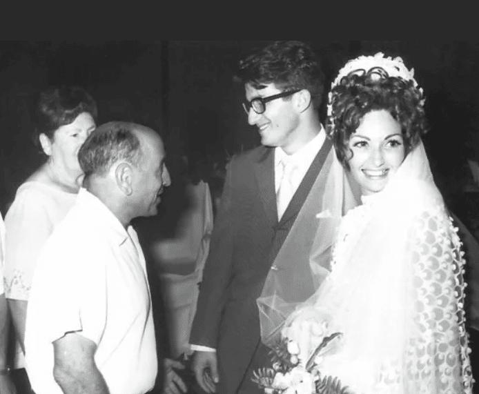 Яков Кедми свадьба с Эдит