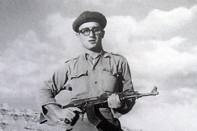 Яков Кедми в армии
