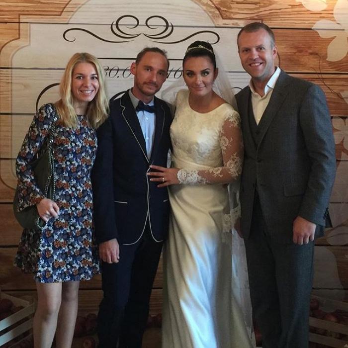 Свадьба Елены Ваенги с Романом Садырбаевым