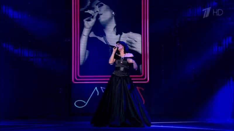 Елена Ваенга на концерте «Шансон Года»