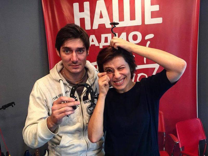 Светлана Зейналова и Дмитрий Ленский