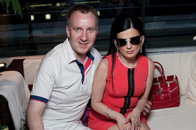 Диана Гурцкая с Петром Кучеренко