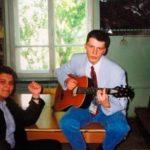 Гарик Харламов в юности