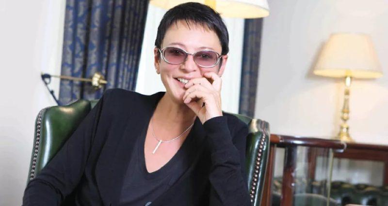 Ирина Хакамада организатор «Либерально-демократического союза»