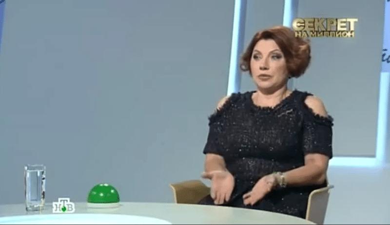 Роза Сябитова в передаче «Секрет на миллион»