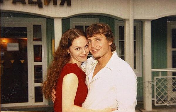 Иван Ткаченко с женой Мариной