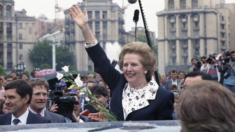 Маргарет Тэтчер вступила на должность Премьер-министра Англии
