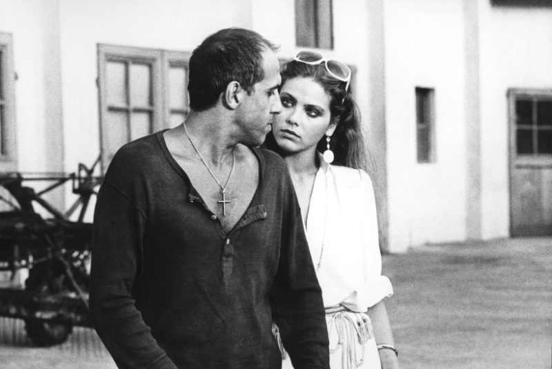 Орнелла Мути с Адриано Челентано
