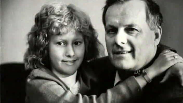 Ксения Собчак с папой Анатолием Собчаком
