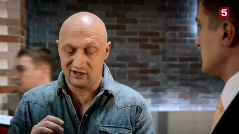 Гоша Куценко в сериале «Последний мент – 2»