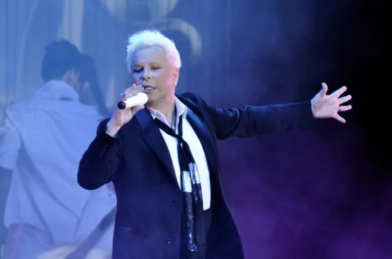 Концерт Бориса Моисеева