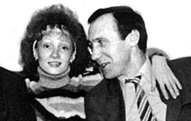 Ольга Зарубина и Владимир Евдокимов