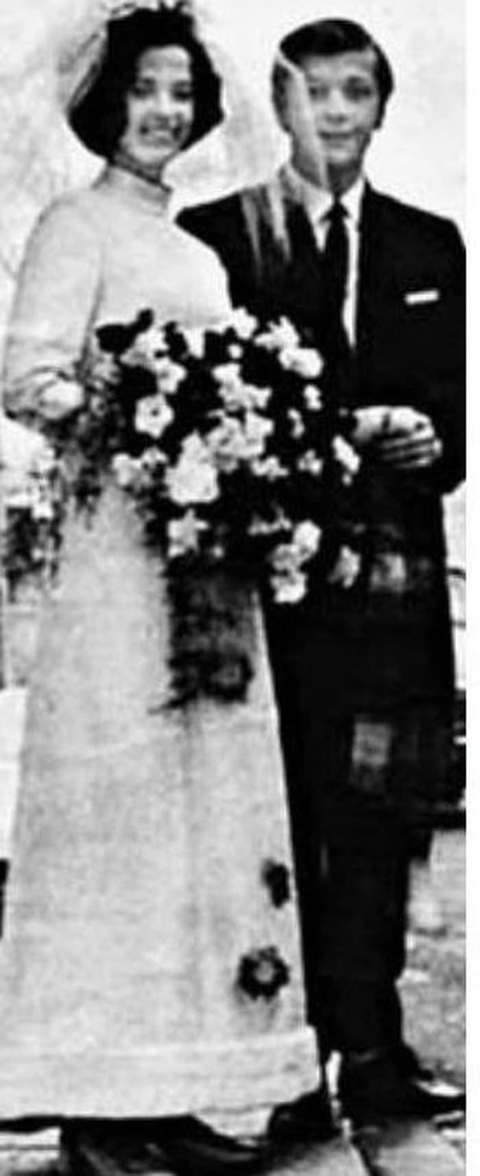 Свадьба Михаила Задорнова и Велты Калнберзиной