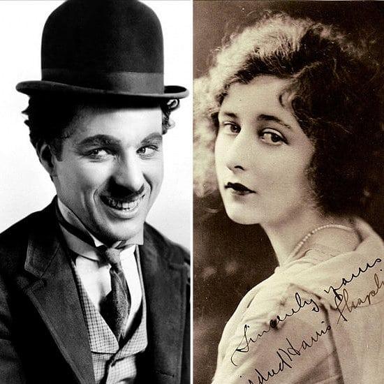 Чарли Чаплин и Милдред Харрис