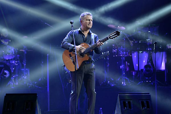 Леонид Агутин на концерте
