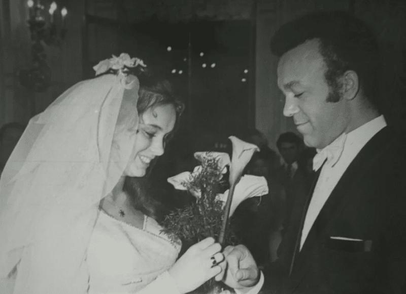 Свадьба Иосифа Кобзона с Вероникой Кругловой
