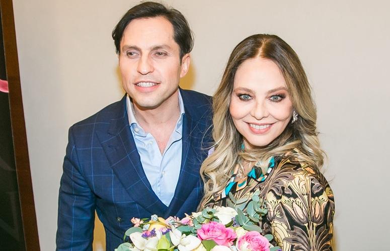 Орнелла Мути с Александрой Реввой