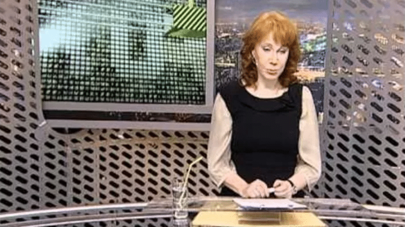 Кира Прошутинская в программе «Народ хочет знать»