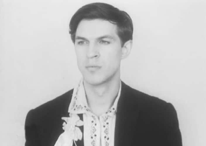 Борис Хмельницкий в молодости