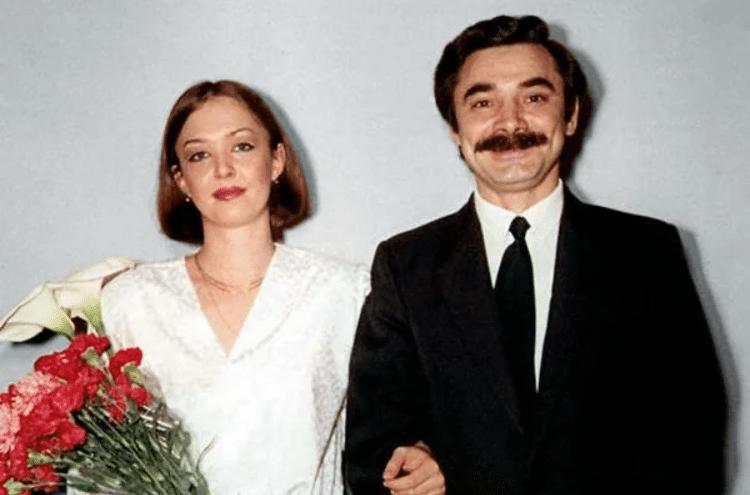Александр Панкратов-Чёрный и Вероника Изотова