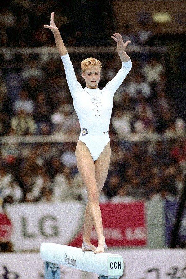 Светлана Хоркина в Японии