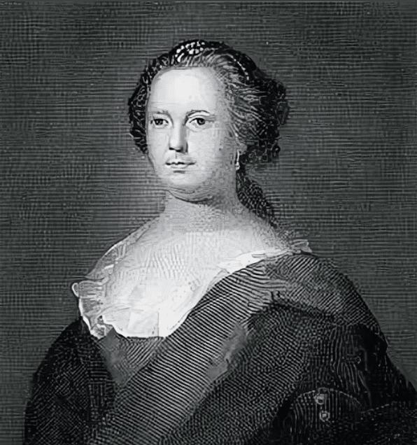 Портрет невесты Бенджамина Франклина Деборы
