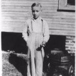 Элвис Пресли в юности