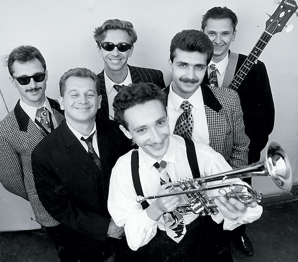 Валерий Сюткин с группой «Браво»
