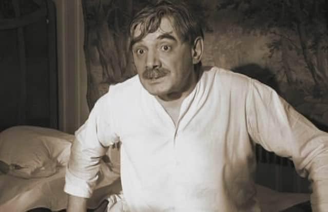 Александр Панкратов-Чёрный в «Мастер и Маргарита»