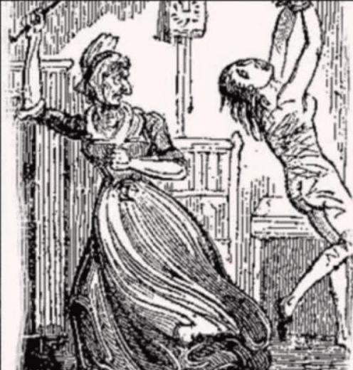 Пытки Салтычихи