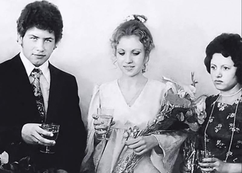 Свадьба Николая Расторгуева с Валентиной Титовой
