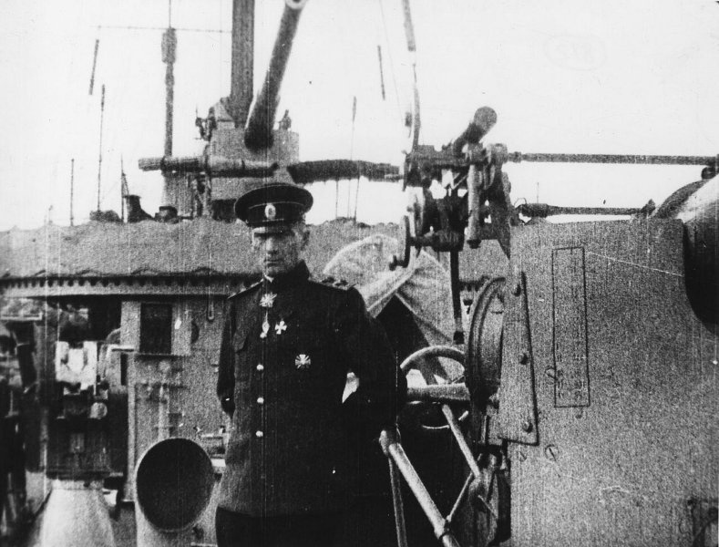 Александр Колчак на флоте