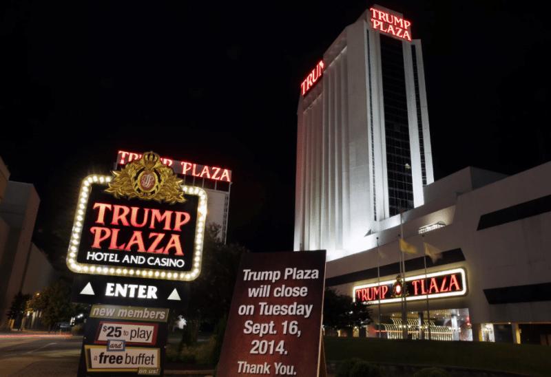 Казино Дональда Трампа Trump Plaza Hotel&Casino