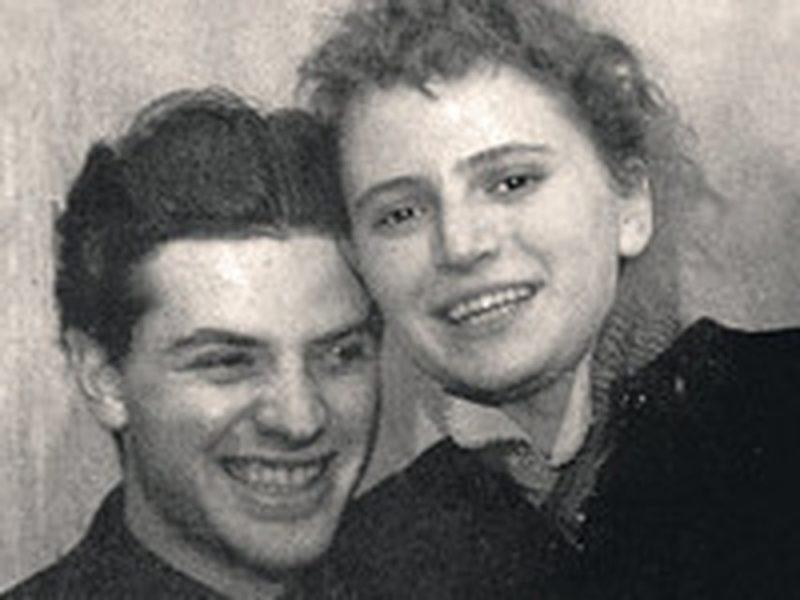 Александр Ширвиндт с Натальей Белоусовой