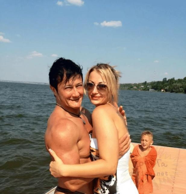 Анна Куркурина с Еленой Сербуловой