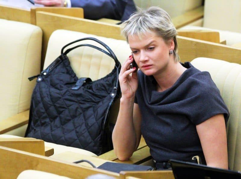 Депутат Светлана Хоркина