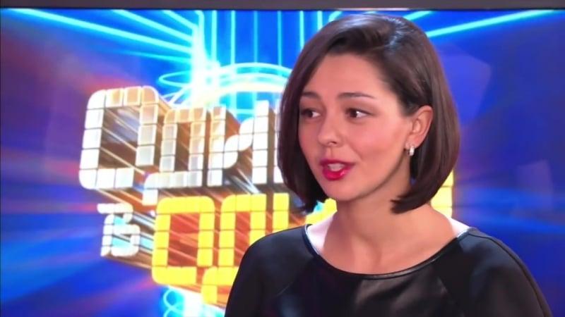 Марина Кравец в программе «Один в один!»