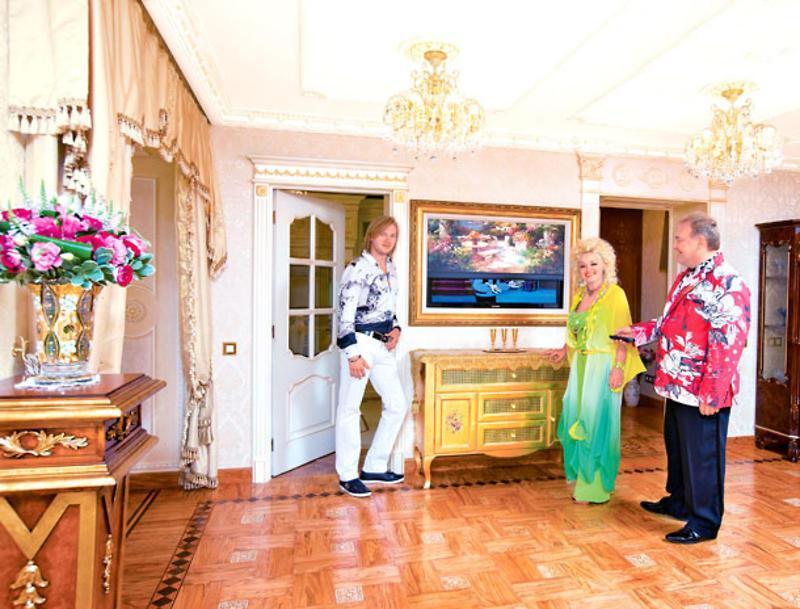 Квартира Надежды Кадышевой