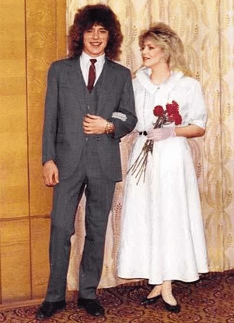 Свадьба Жени Белоусова с Натальей Ветлицкой