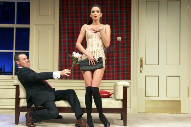 Паулина Андреева в спектакле «13D»