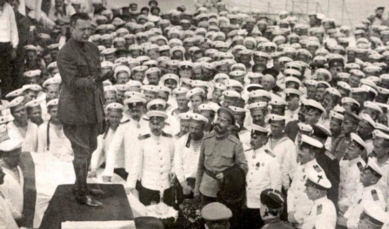 Флот Адмирала Колчака